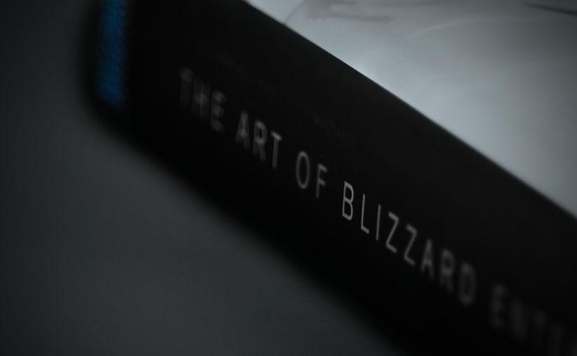 初期から現在までのブリザード・エンターテイメントのコンセプトアートが掲載された画集『The Art of Blizzard Entertainment(英語)』