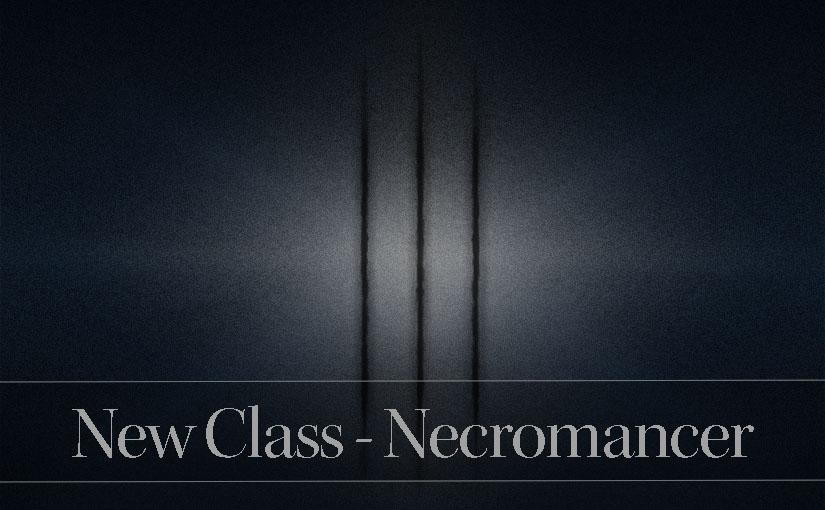 ディアブロ3 新しいクラスにネクロマンサー登場!そして新機能アーモリーの追加!